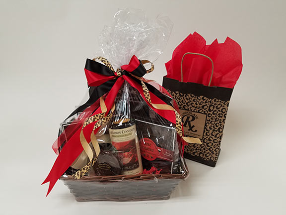 chocolate basket corporate gift